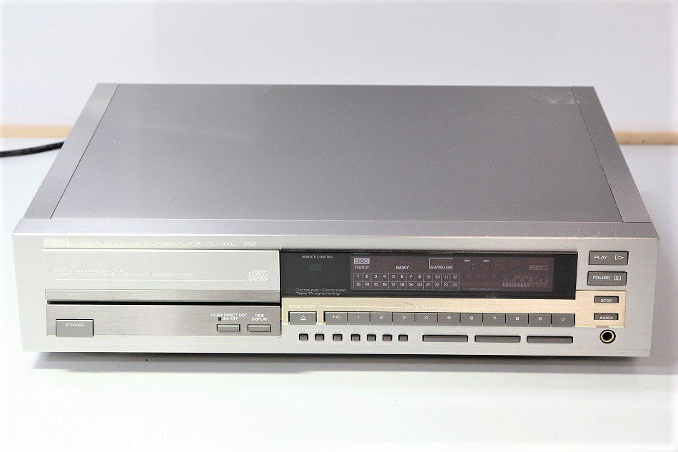 ヤマハ YAMAHA CDX-1000 CDプレーヤー【中古品】