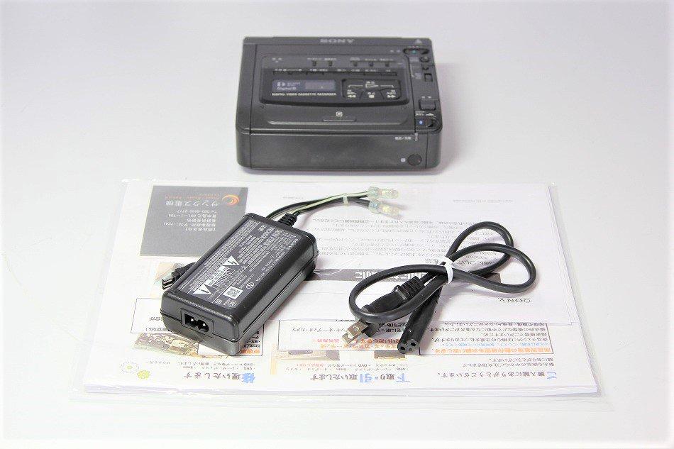 SONY デジタルビデオカセットレコーダー GV-D200 【中古品】