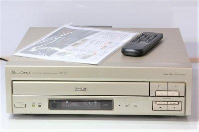 Pioneer CD/LDプレーヤー CLD-R5 【中古整備品】