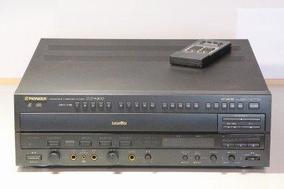 Pioneer CLD-K800 LDプレヤー カラオケ対応【中古品】