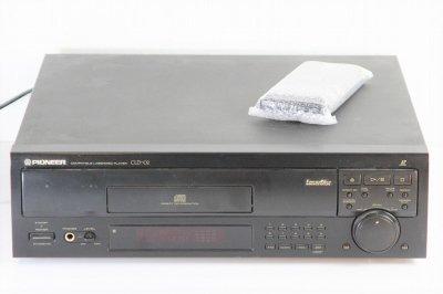 Pioneer パイオニア CLD-02 CD/LDプレーヤー【中古整備品】