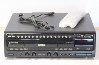 Pioneer パイオニア CLD-K8V CD/LDプレーヤー カラオケ対応【中古品】