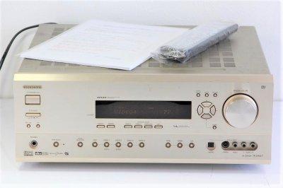 ONKYO オンキョー TX-SA601 6ch AVサラウンドアンプ【中古品】