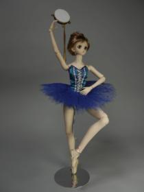 秋葉スザンヌの衣装【Suzanne】 「ノートルダムのせむし男」よりジプシーの踊り子エスメラルダ