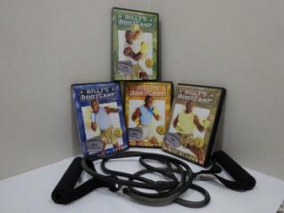 ビリーズブートキャンプ DVDセット