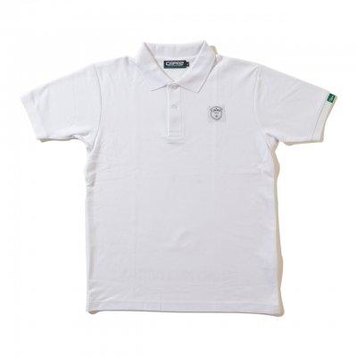 シンプルポロシャツ