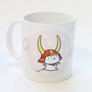 【滋賀県】ひこにゃん ロングマグカップ(ピンク)