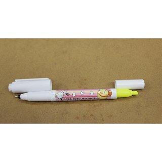 【石川県】和倉温泉わくたまくん ツインボールペン