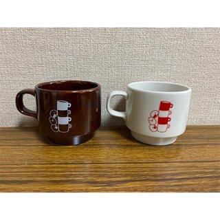 【石川県】和倉温泉わくたまくん スタッキングマグカップ