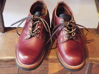 Viberg Boots (ヴァイバーグブーツ)145 old oxford