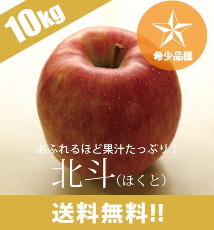 【10月下旬〜:希少品種】青森りんご 北斗(ほくと) 9kg(20〜40個)