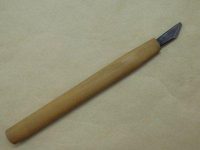 昌国(MASAKUNI)�21A 柄付彫刻刀