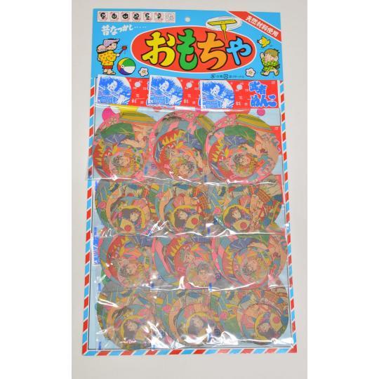 【小物玩具】武者めんこ(12袋)