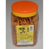 【箱売駄菓子】ミニ帆たら(100本入り 単価800円)