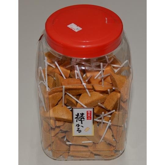【箱売駄菓子】棒かる(100本入り 単価800円)