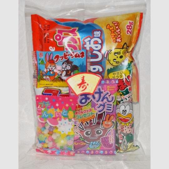 【子供用】子供会用菓子詰合せ200円H