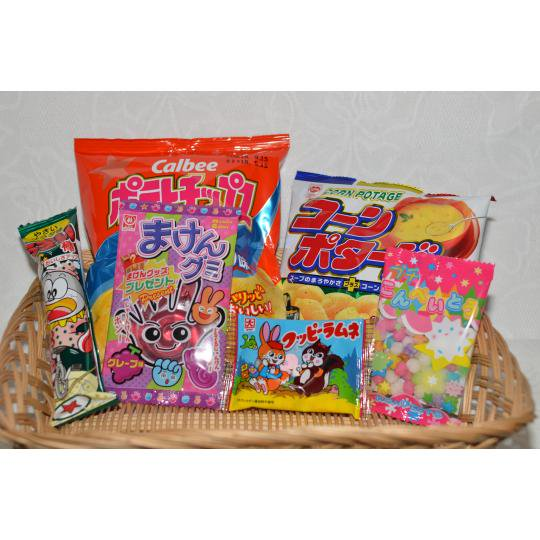 【子供用】子供会用菓子詰合せ216円H