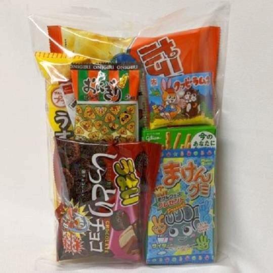 【子供用】子供会用菓子詰合せ480円B