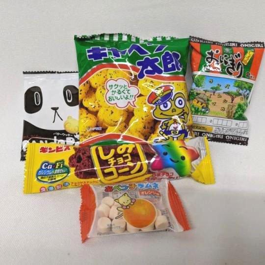 【子供用】子供会用菓子詰合せ100円B