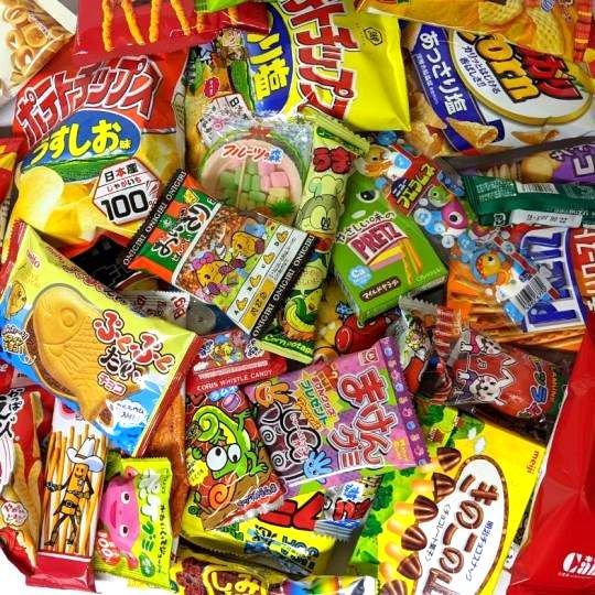 【子供用】子供会用菓子詰合せ180円おまかせコース