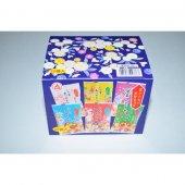 【箱売駄菓子】まごころの言葉チョコ(20袋入り 単価30円以下)