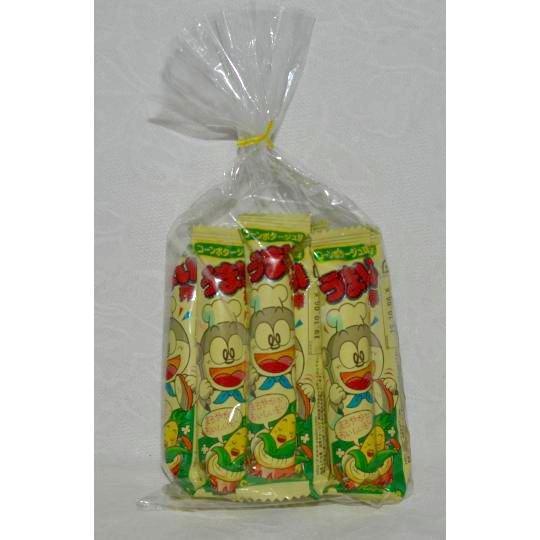 【袋売駄菓子】うまい棒コーンポタージュ味10本(10本入り 単価10円以下)