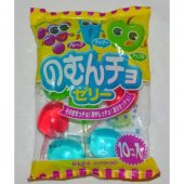 【袋売駄菓子】のむんちょゼリー(10個入 単価300円以内)