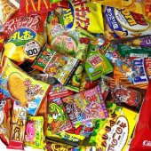 【子供用】子供会用菓子詰合せ125円おまかせコース