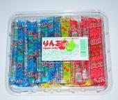 【箱売駄菓子】りんごゼリー(50本入り 単価10円以下)