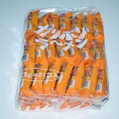 【箱売駄菓子】ガリボリラーメン しょうゆ味(21個入り 単価20円以下)