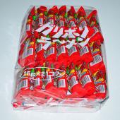 【箱売駄菓子】ガリボリラーメン ピリカラニンニク味(21個入り 単価30円以下)