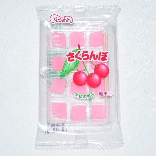 【箱売駄菓子】さくらんぼ(20個入り 単価30円以下)