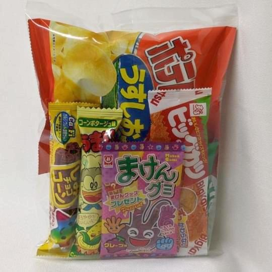 【子供用】子供会用菓子詰合せ200円B