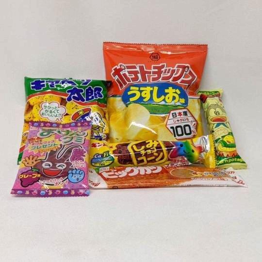 【子供用】子供会用菓子詰合せ216円B
