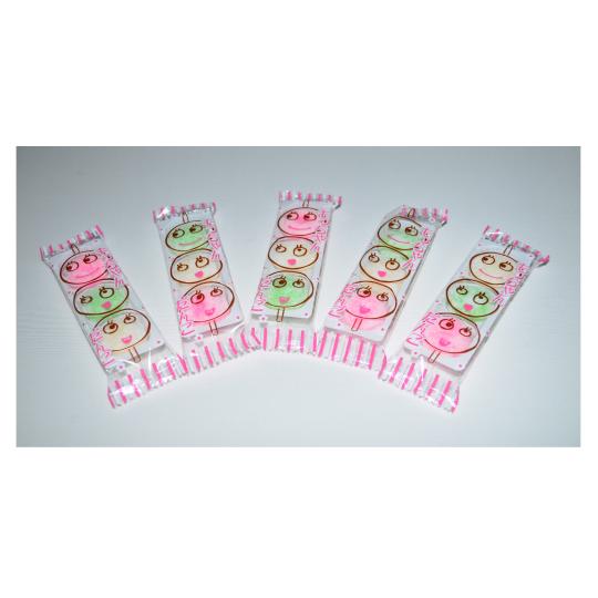 【箱売駄菓子】もっちゃんだんご(24個入り 単価30円以下)