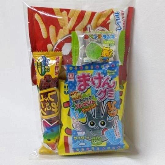 【子供用】子供会用菓子詰合せ172円C
