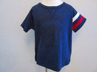 Tシャツ(インディゴブルー)S-XL