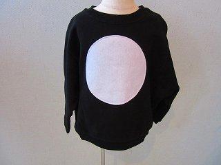 サーキュラ—プルオーバー(BLACK)90-120