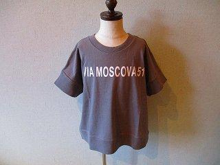 アドレスTシャツ(ASH GRAY)90-120