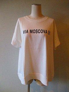 アドレスTシャツ(White)S・M・L