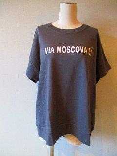 アドレスTシャツ(ASH GRAY)S・M・L