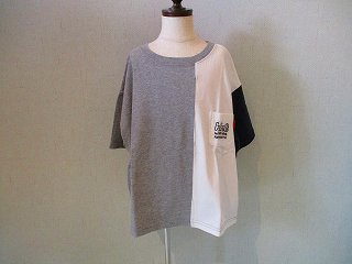 fault short sleeve(gray)100-120