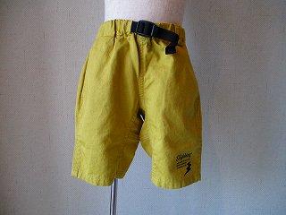 stream shorts(mustard)130-160