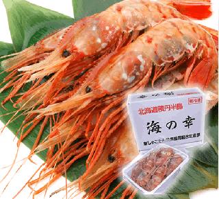 ボタン蝦 500g