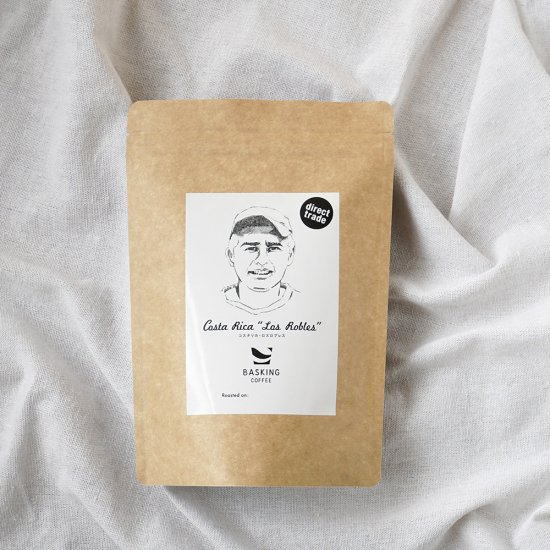Costa Rica ロスロブレス【Double Washed】250g