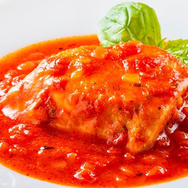 メカジキのトマト煮