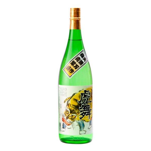 虎舞(辛口本醸造)1,800ml