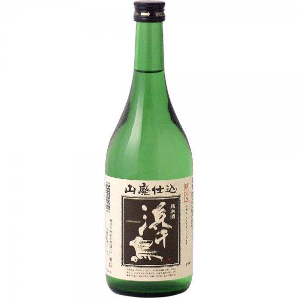 浜千鳥 山廃仕込み純米酒 720ml