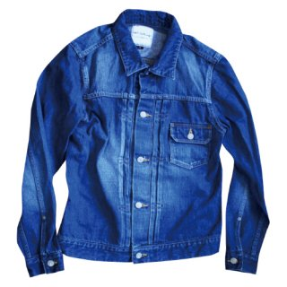 <img class='new_mark_img1' src='//img.shop-pro.jp/img/new/icons47.gif' style='border:none;display:inline;margin:0px;padding:0px;width:auto;' />1st selvage vintage wash denim jacket(ファーストセルヴィッチビンテージウォッシュデニムジャケット vintage wash)