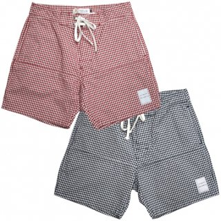 <img class='new_mark_img1' src='//img.shop-pro.jp/img/new/icons47.gif' style='border:none;display:inline;margin:0px;padding:0px;width:auto;' />Gingham check shorts(ギンガムチェックショーツ)